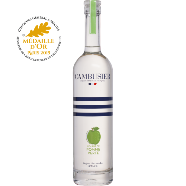 "<strong> Apple Liqueur </strong> </br> <p class=""region"">Normandy region </p>"